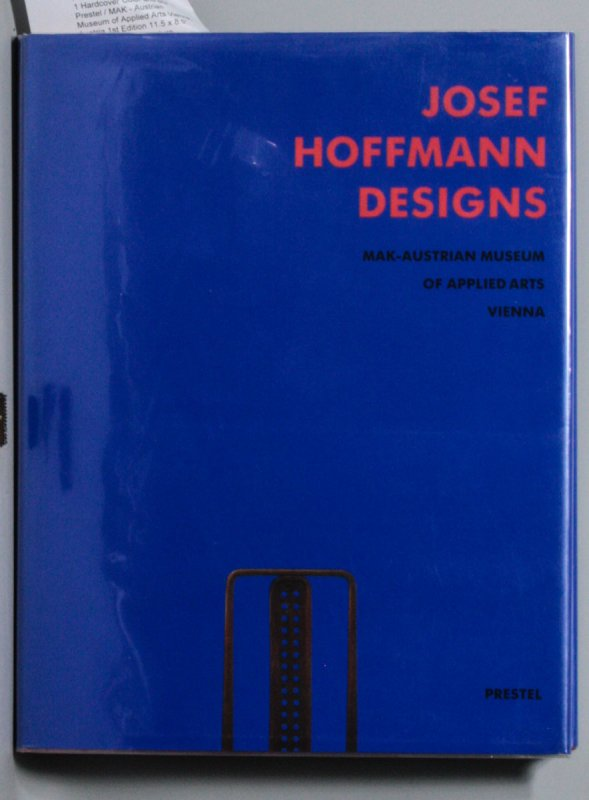 Image for JOSEF HOFFMAN DESIGNS