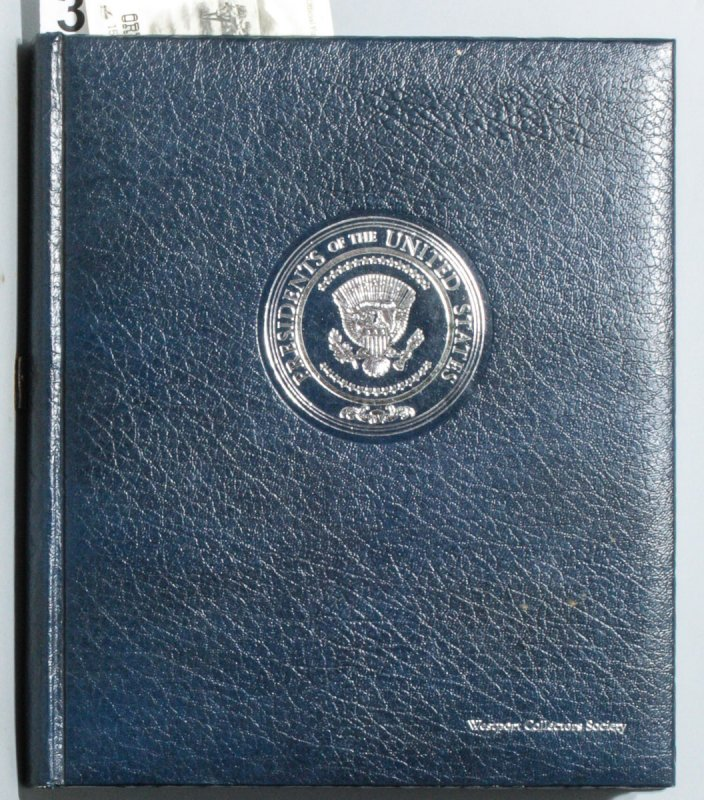 Image for PRESIDENTS OF THE UNITED STATES ( 36 FIRST DAY ISSUE CACHETED COVERS)