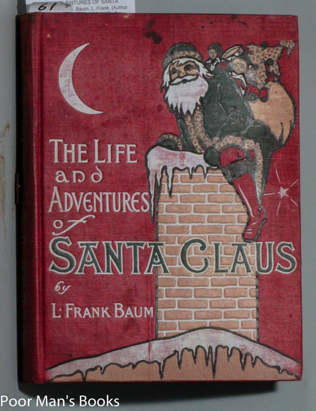 Image for THE LIFE AND ADVENTURES OF SANTA CLAUS.