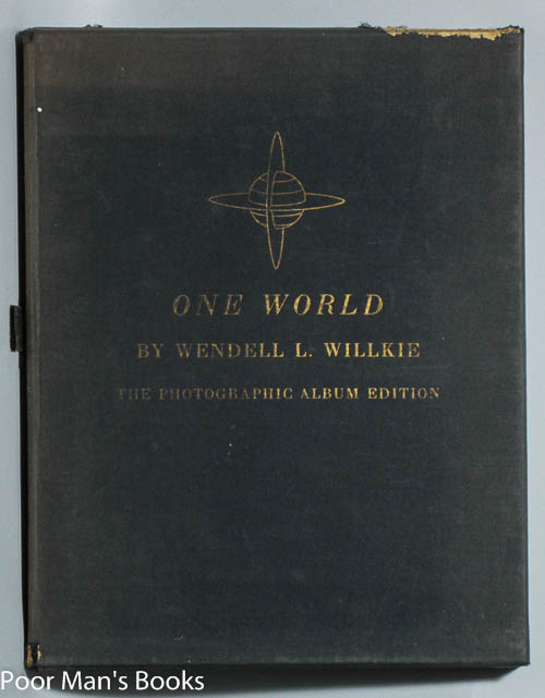 Image for ONE WORLD, THE PHOTOGRAPHIC ALBUM EDITION [IN CLAMSHELL CASE]