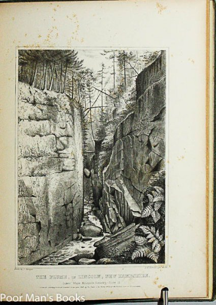 Image for SCENERY OF THE WHITE MOUNTAINS: WITH SIXTEEN PLATES, FROM THE DRAWINGS OF ISAAC SPRAGUE