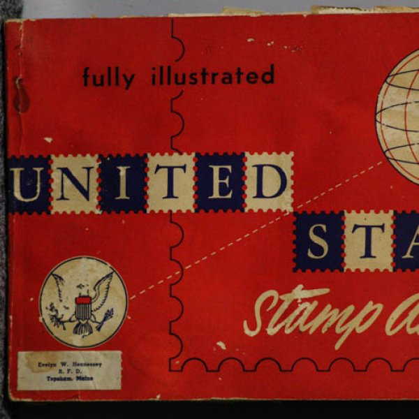 Image for UNITED STATES STAMP COLLECTION TO ABOUT 1960, MOSTLY SECONDS BUT MANY BETTER