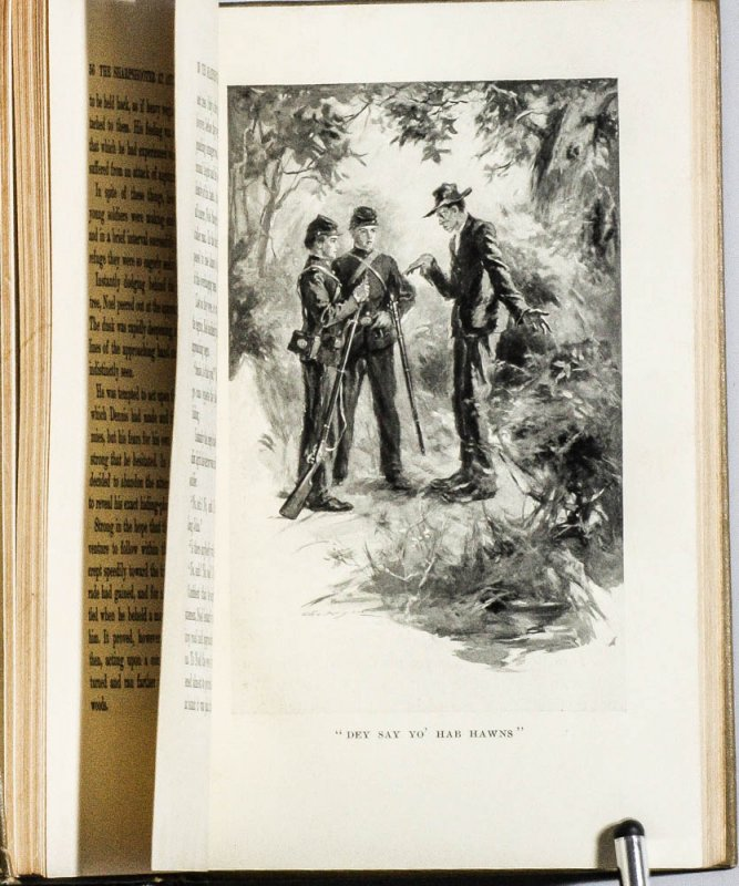 Image for THE YOUNG SHARPSHOOTER AT ANTIETAM