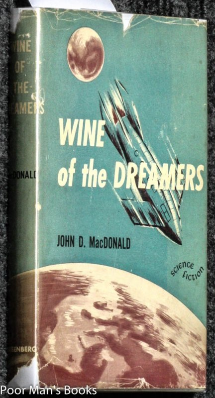 Image for WINE OF THE DREAMERS.
