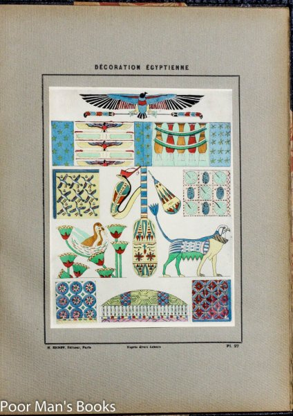 Image for DECORATION EGYPTIENNE