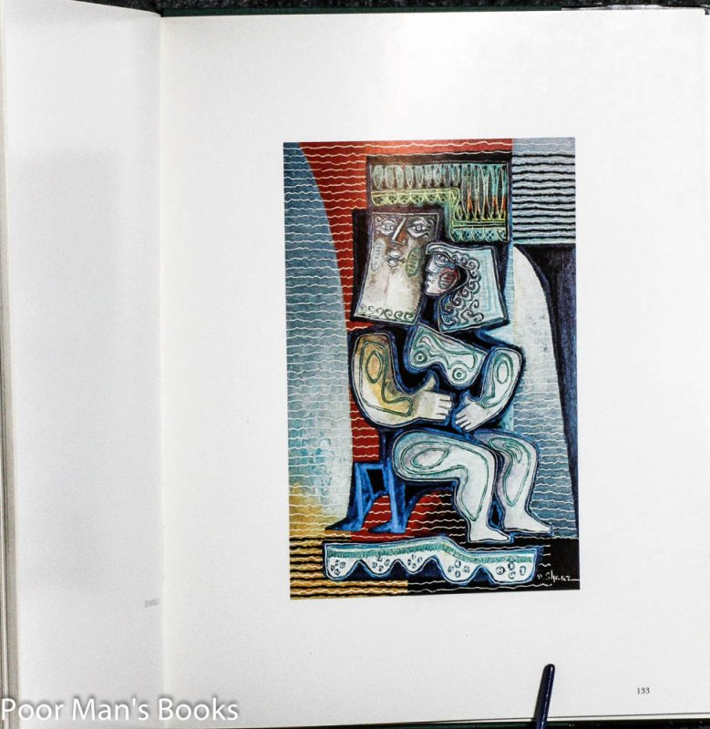 Image for PINCHAS SHAAZ [SIGNED ORIGINAL INK AND COLOR DRAWING] IN CASE
