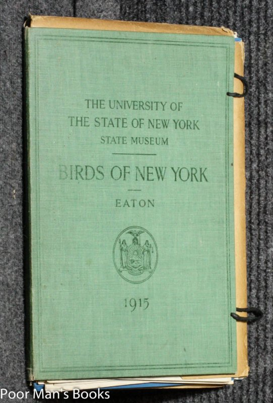 Image for BIRDS OF NEW YORK [PLATES]
