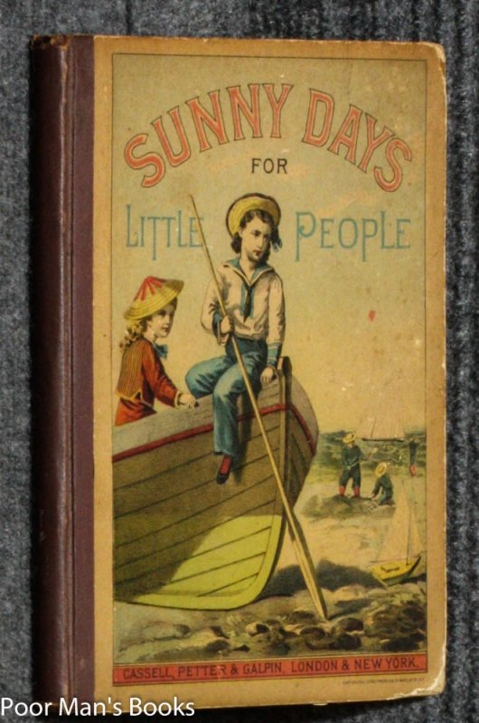 Image for SUNNY DAYS FOR LITTLE PEOPLE