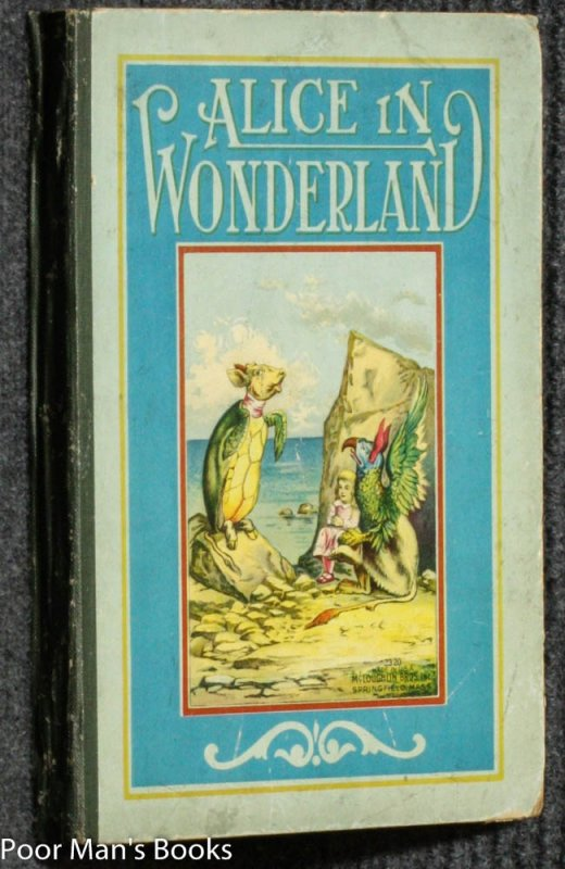 Image for Alice's Adventures In Wonderland Bound With King Of The Golden River
