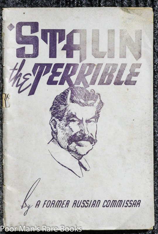 Image for STALIN THE TERRIBLE