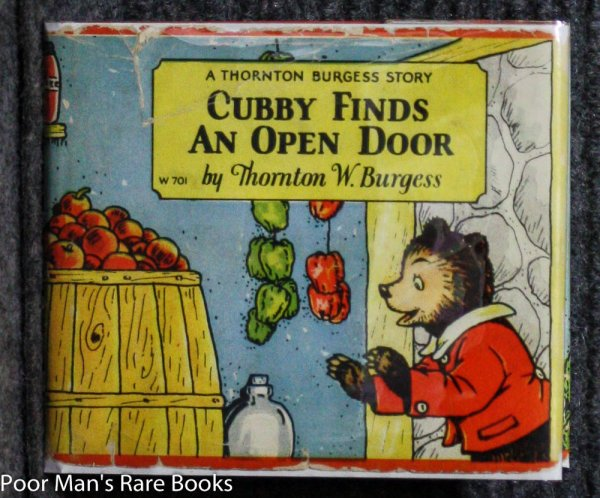 Image for CUBBY FINDS AN OPEN DOOR