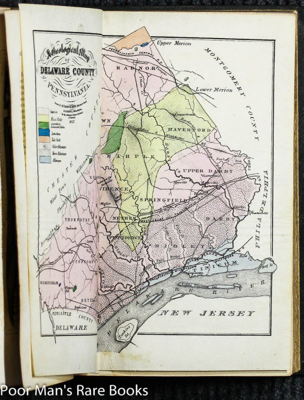 Image for HISTORY OF DELAWARE COUNTY PENNSYLVANIA [1862]