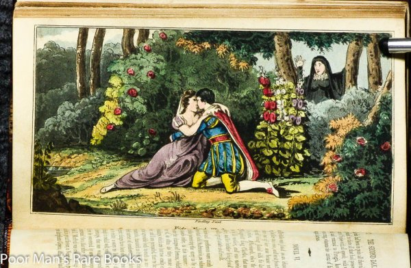 Image for THE DECAMERON; OR, TEN DAYS' ENTERTAINMENT OF BOCCACCIO [FROM PARTS IN COLOR]
