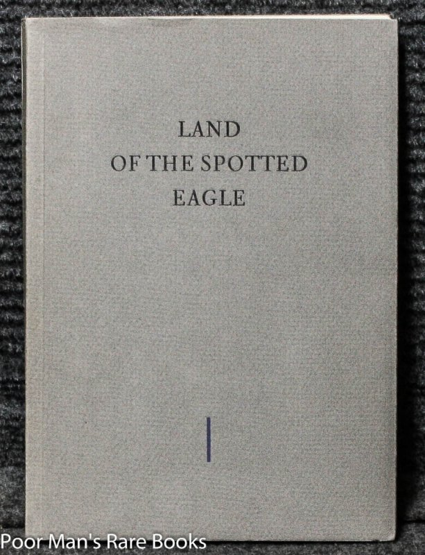 Image for LAND OF THE SPOTTED EAGLE [LTD]