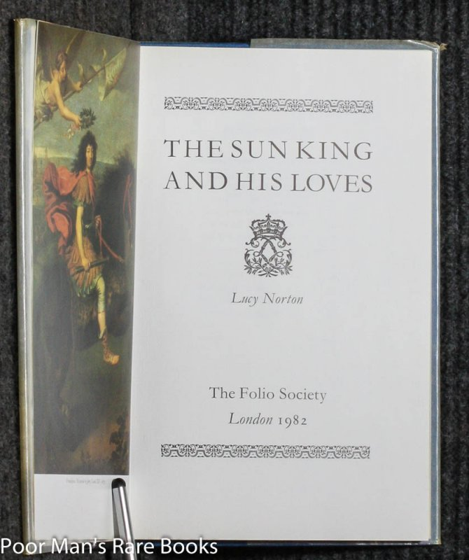 Image for THE SUN KING & HIS LOVERS
