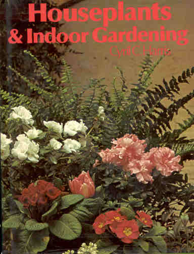 Image for HOUSEPLANTS & INDOOR GARDENING 3630-B