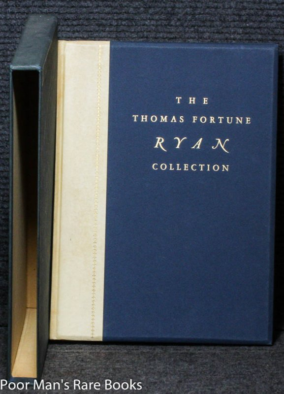 Image for GOTHIC AND RENAISSANCE ART, COLLECTION OF THE LATE THOMAS FORTUNE [IN SLIPCASE] Lbc