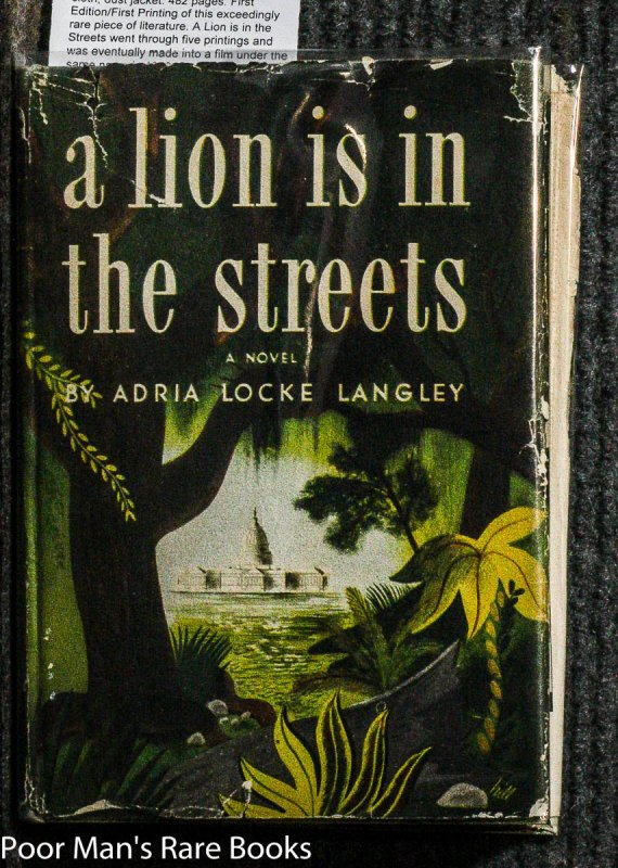 Image for A. LION IS IN THE STREETS.