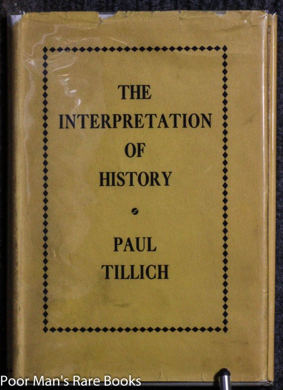 Image for THE INTERPRETATION OF HISTORY. PART ONE TRANSLATED BY N. A. RASETZKI; PARTS TWO,THREE AND FOUR TRANSLATED BY ELSA L. TALMET.