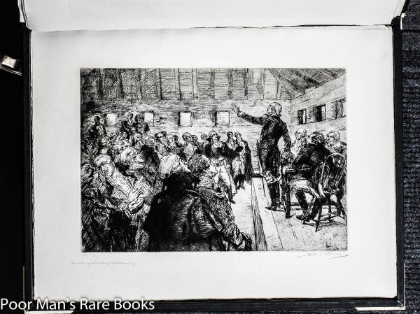 Image for Bicentennial Pageant Of George Washington [1932] [signed In Pencil- Hassam, Etc.]