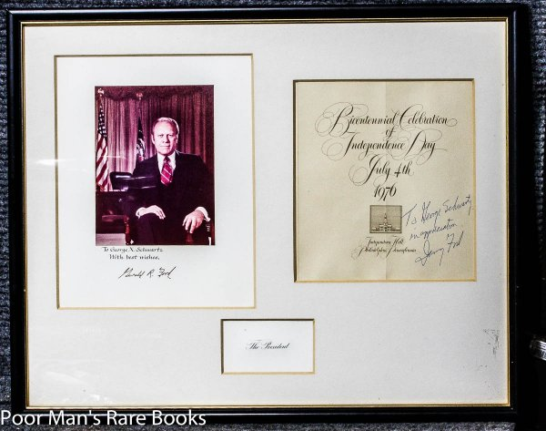 Category: Autograph Presidential