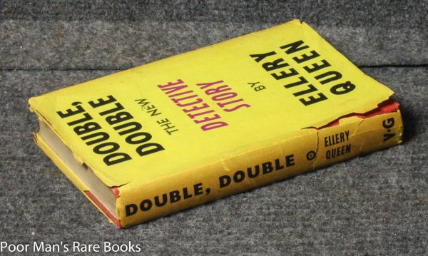 Image for DOUBLE, DOUBLE.
