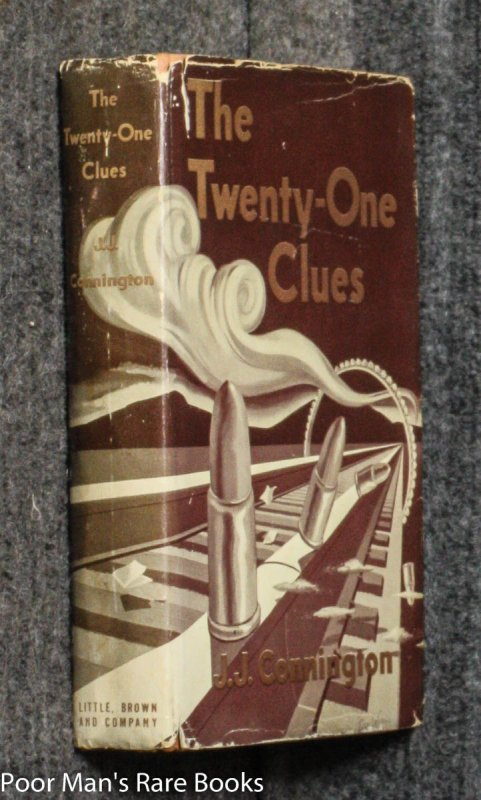 Image for THE TWENTY ONE CLUES