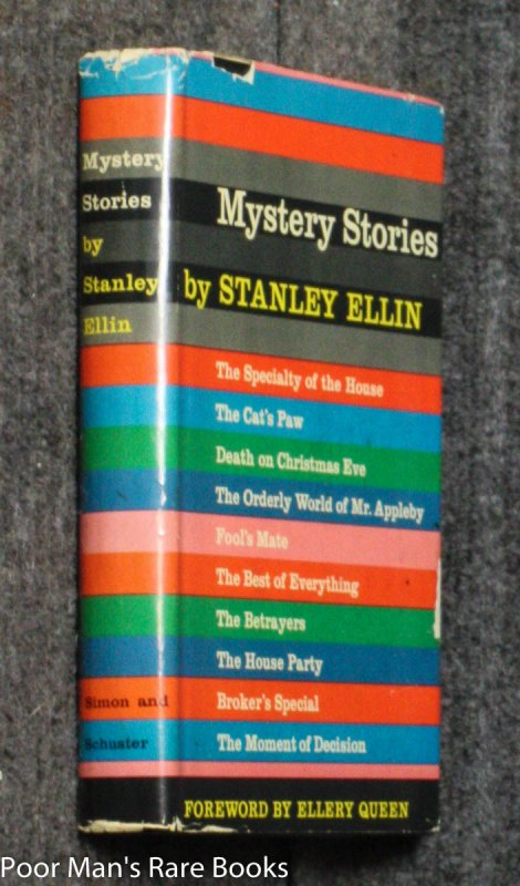 Image for MYSTERY STORIES