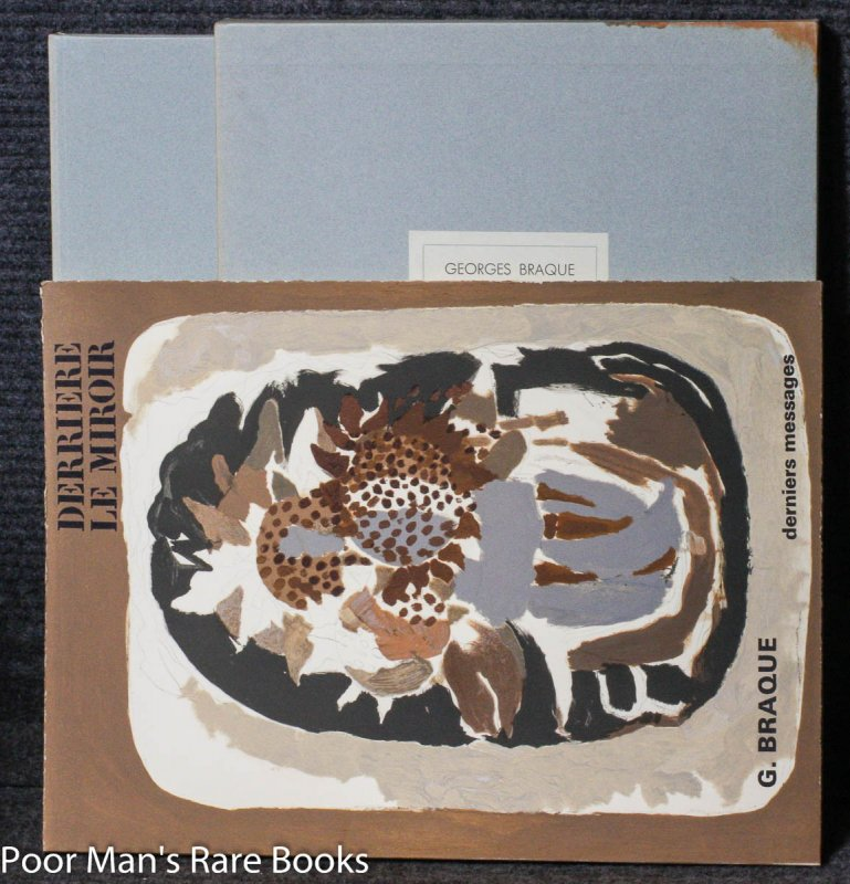 Image for DERNIERS MESSAGES #63/150 ON VELIN DE LANA. [DERRIER LE MIROIR SPECIAL NO 166] SLIPCASE