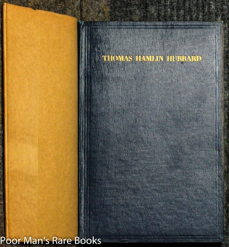 Image for THOMAS HAMLIN HUBBARD - BVT. BRIGADIER GENERAL U.S. VOLUNTEERS