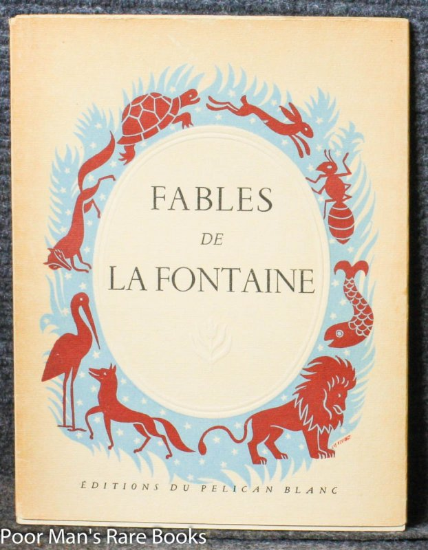 Image for FABLES DE LA FONTANE