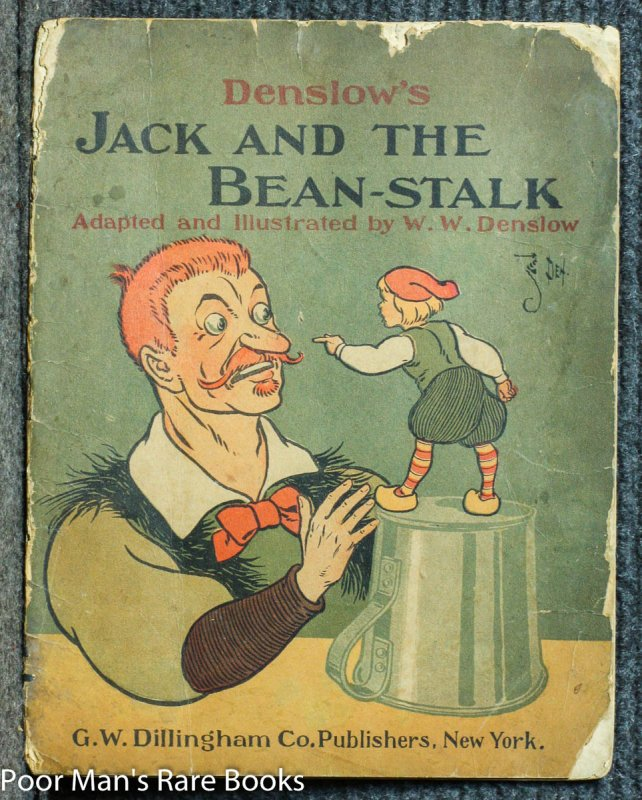Image for Denslow's Jack And The Bean-stalk [bean Stalk, Beanstalk]