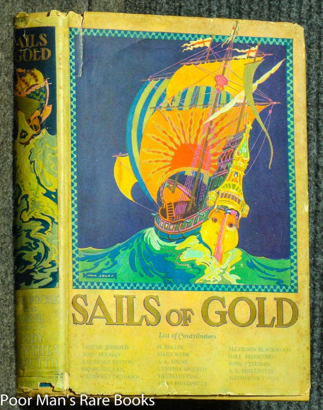 Image for SAILS OF GOLD