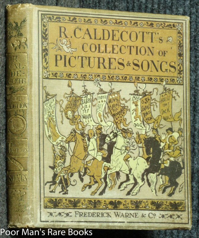 Image for R.CALDECOTT'S FIRST COLLECTION OF PICTURES AND SONGS