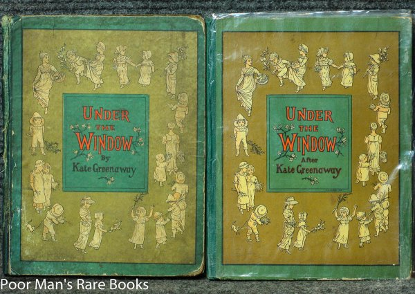 Image for UNDER THE WINDOW [1ST AND PIRATE EDITIONS]