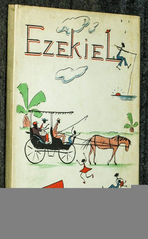 Image for EZEKIEL [FROM THE LIBRARY OF A I DUPONT] [NEB]