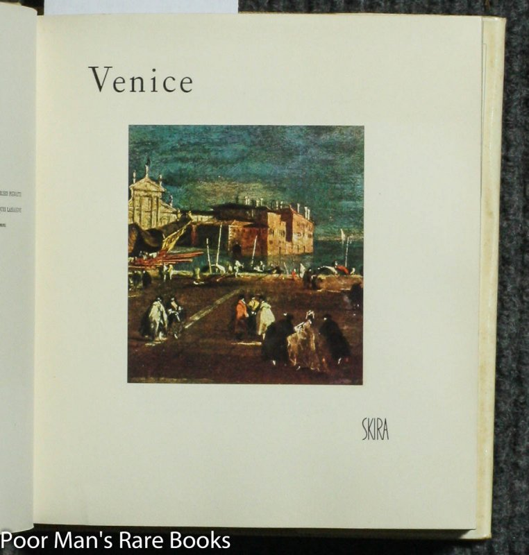 Image for VENICE [FROM DU PONT FAMILY LIBRARY ]