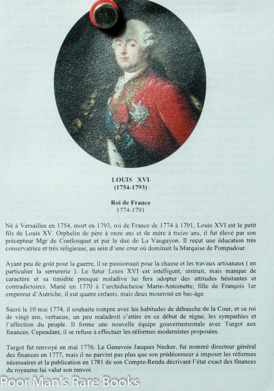 Image for LOUIS XVI, KING OF FRANCE. DOCUMENT SIGNED. CHATEAU DE MARLY, MAY 29, 1787. MILITARY APPOINTMENT.