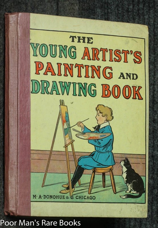 Image for THE YOUNG ARTIST'S PAINTING AND DRAWING BOOK