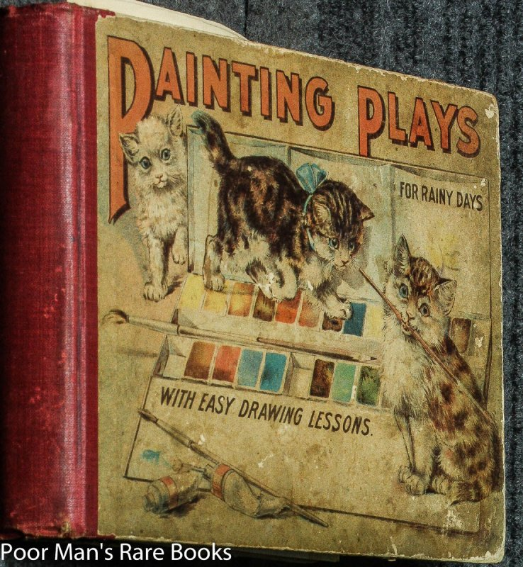 Image for PAINTING PLAYS FOR RAINY DAYS - WITH EASY DRAWING LESSON