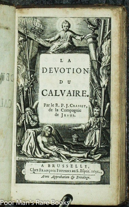 Image for La Devotion Du Calvaire