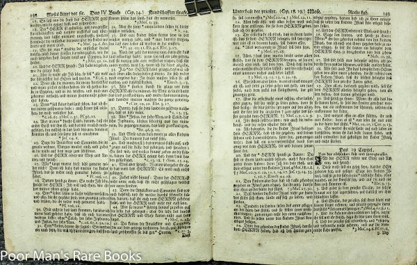 Image for Saur Bible Gun Wad Bible 1st America Of Native Materials Including Type 1776