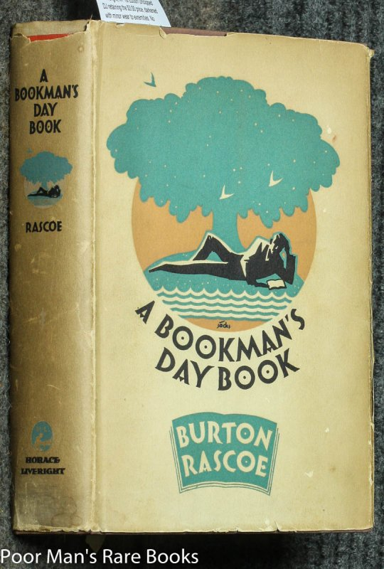 Image for A Bookman's Daybook [book Man's Day Book]