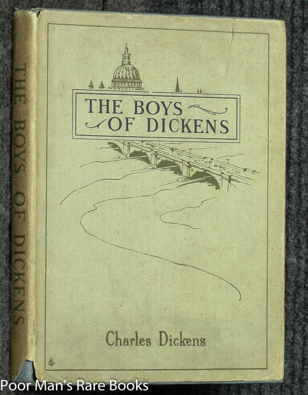 Image for The Boys Of Dickens Retold