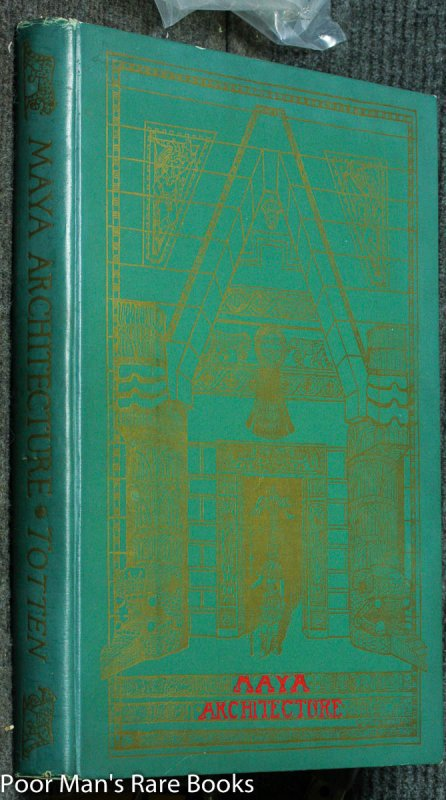 Image for Maya Architecture 1926 Author-signed First