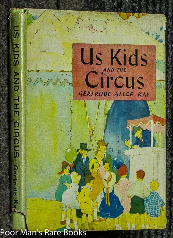 Image for Us Kids and the Circus