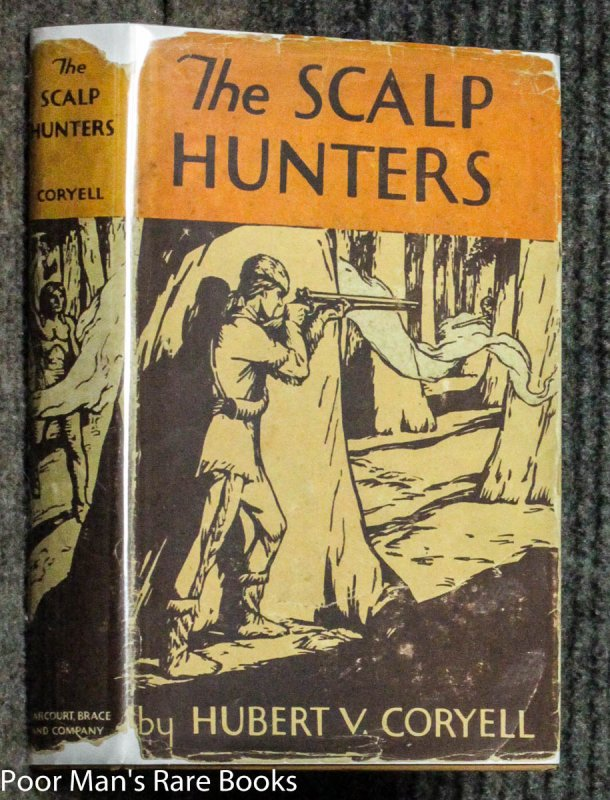 Image for The Scalp Hunters [maine, Review Copy]