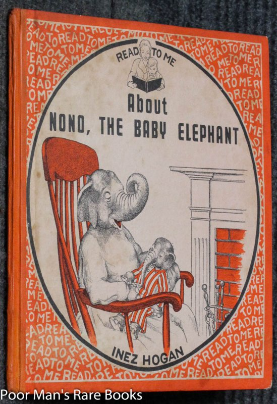 Image for Read To Me About Nono The Baby Elephant (read To Me)
