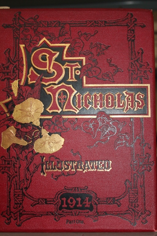 Image for St. Nicholas: An Illustrated Magazine For Young Folks [ About 88 Volumes, 240 Pounds]