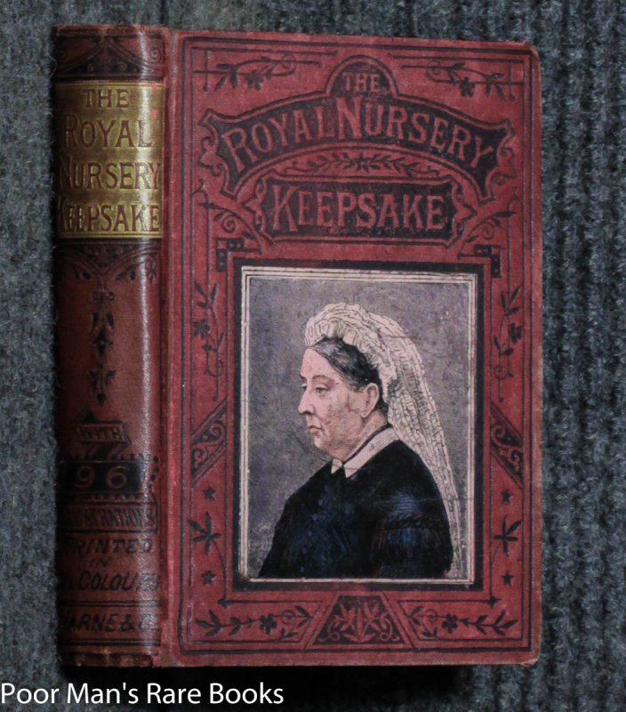 Image for The Royal Nursery Keepsake. 96 Color Plates [19th Century Children's Books'